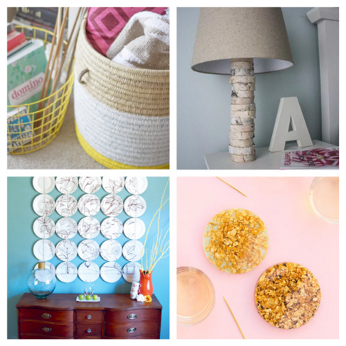 20 Charming Anthropologie Knockoff DIY Projects- These charming Anthropologie style DIY projects are all gorgeous! Enjoy great looking décor without breaking your budget! | #DIY #diyProjects #AnthropologieKnockoff #diyDecor #ACultivatedNest