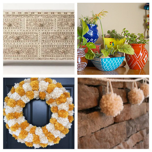 20 Charming Anthropologie Style DIY Projects20 Charming Anthropologie Knockoff Décor Projects- These charming Anthropologie style DIY projects are all gorgeous! Enjoy great looking décor without breaking your budget! | #DIY #diyProjects #AnthropologieKnockoff #diyDecor #ACultivatedNest