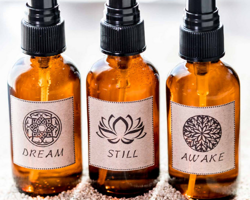 10 Delightful Homemade Essential Oil Sprays- These delightful DIY essential oil sprays smell amazing and are a healthy and frugal alternative to store-bought products!   room sprays, perfume sprays, sleep spray, homemade gift, DIY gift ideas, #essentialOils #homemadeBeautyProducts #diyPerfume #diyRoomSprays #ACultivatedNest
