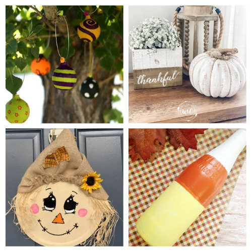 20 Budget-Friendly Halloween DIY Projects- Get your home ready for Halloween on a budget with these fun and frugal Halloween DIY decorations! There is so much fun décor you can make! | #Halloween #DIY #diyProjects #HalloweenDecor #ACultivatedNest