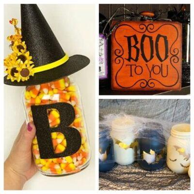 20 Budget-Friendly Halloween DIY Decorations